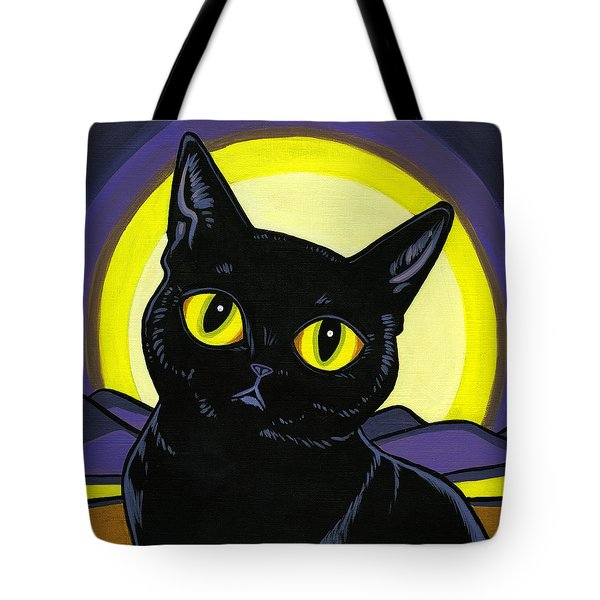 Bombay Moon Tote Bag