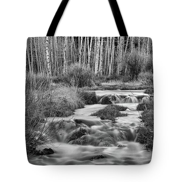 Bonanza Streaming Tote Bag by James BO Insogna