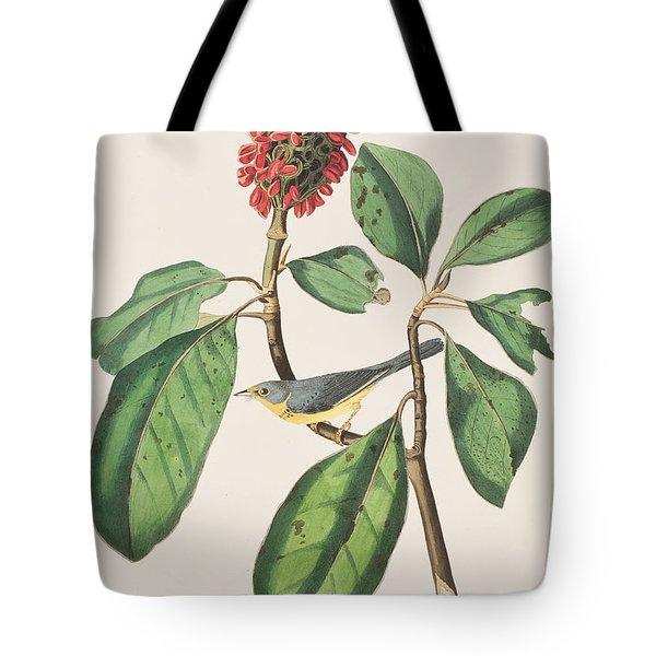 Bonaparte's Flycatcher Tote Bag by John James Audubon