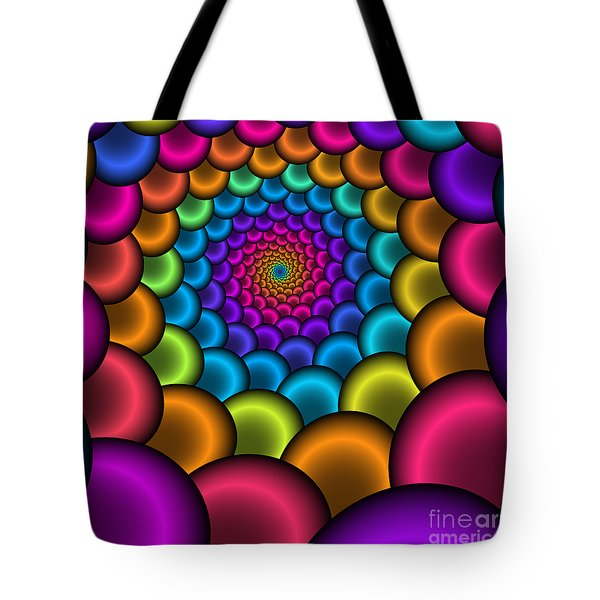 Bonbon Funnel 221 Tote Bag