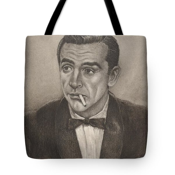 Bond From Dr. No Tote Bag
