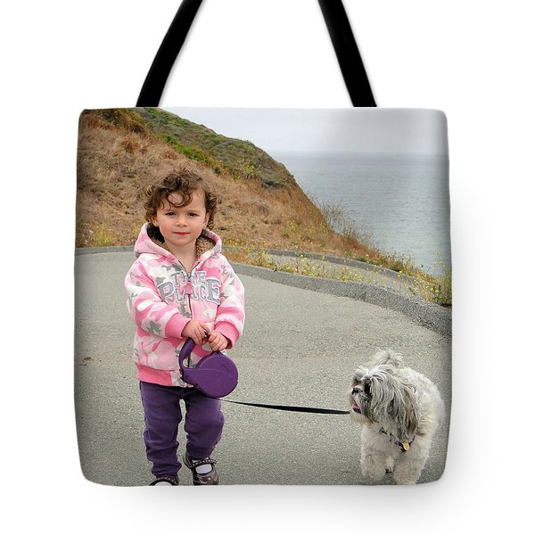 Tote Bag featuring the photograph Bond by Nick David