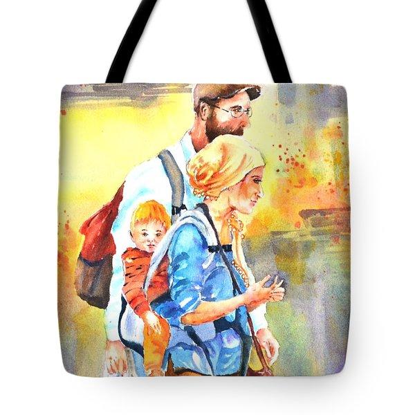 Bonding #5 Tote Bag