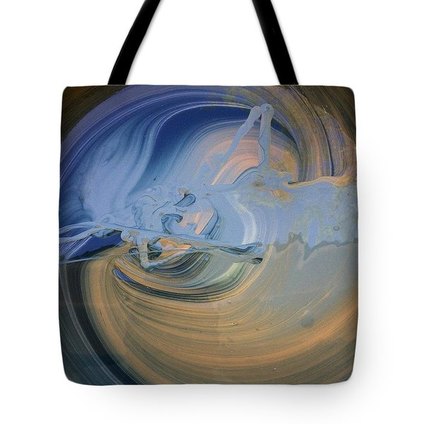 Boney Grandma Flight Tote Bag