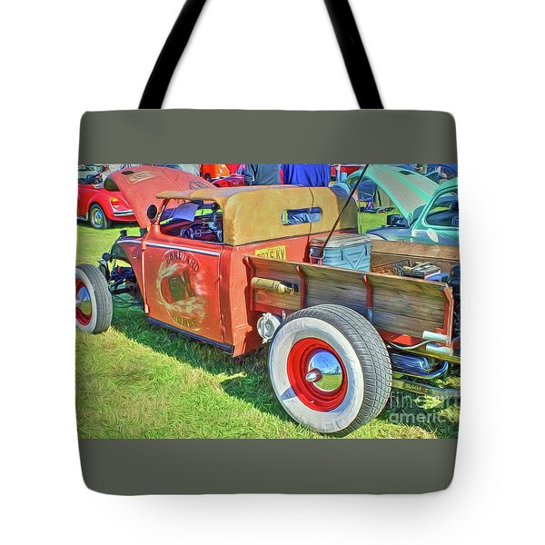 Boneyard Bombs Tote Bag