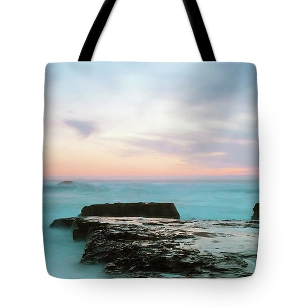 Tote Bag featuring the photograph Bonny Doon by Catherine Lau