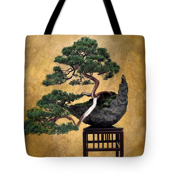 Bonsai 3 Tote Bag