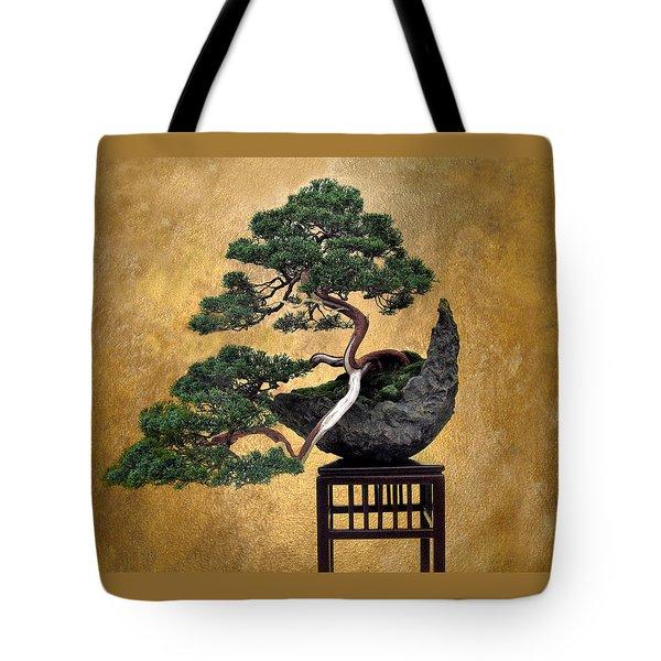 Bonsai 3 Tote Bag