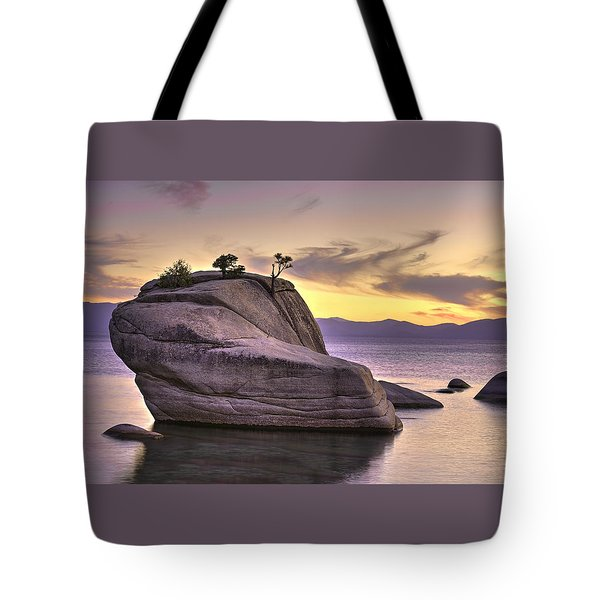 Bonsai Rock II Tote Bag