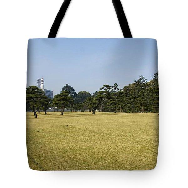 Bonsai Trees And Tokyo Tote Bag