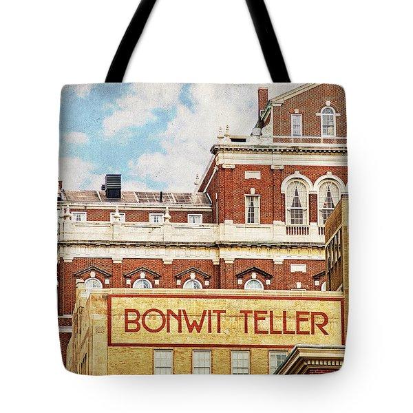 Bonwit Teller Tote Bag