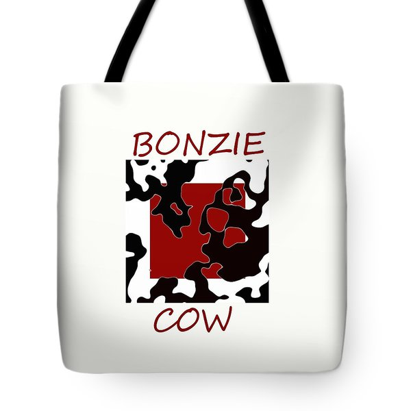 Bonzie Cow Tote Bag