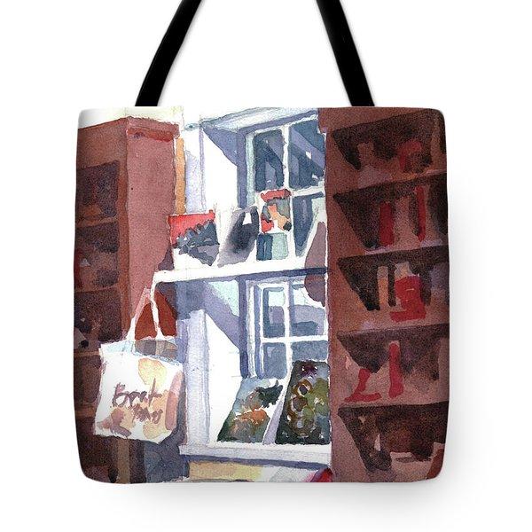 Book Bag Tote Bag