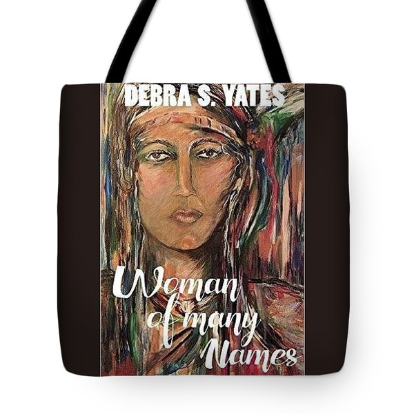 book illustration,Nancy Ward Tote Bag