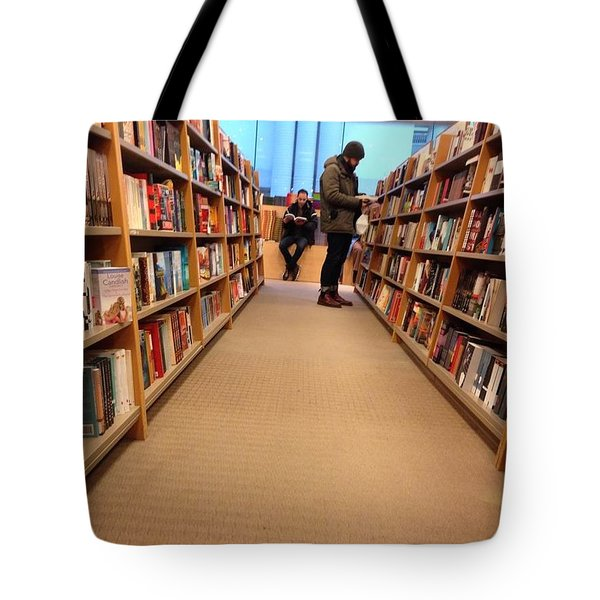 Book Worms Tote Bag