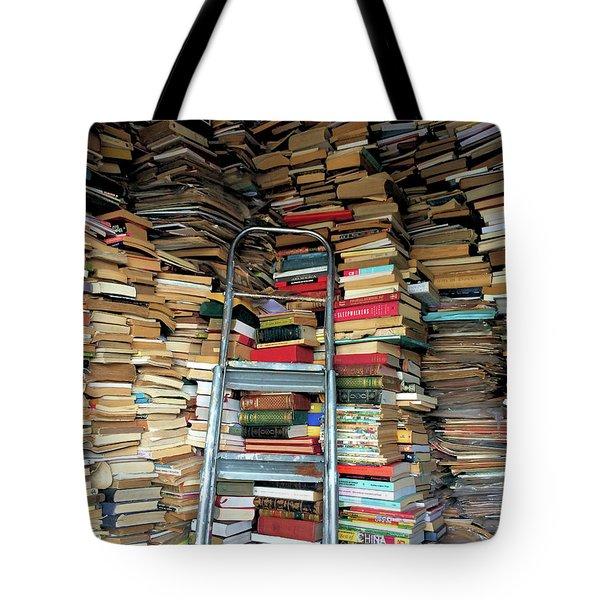 Books For Sale Tote Bag