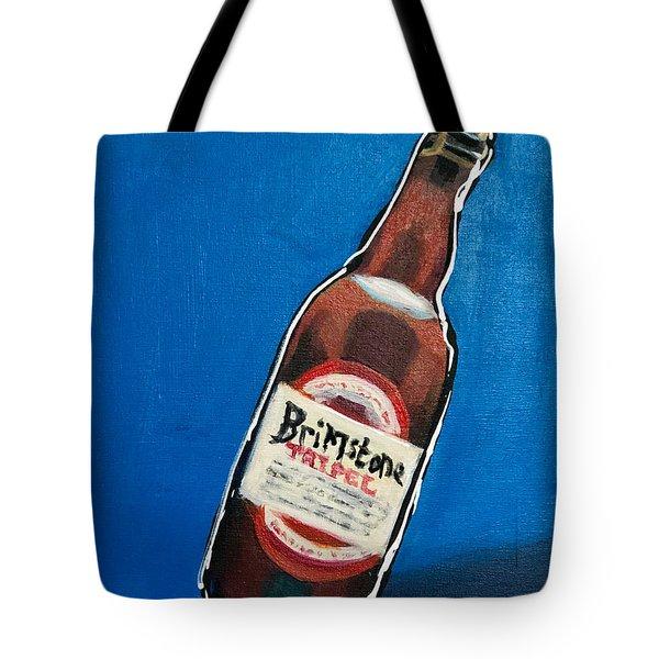 Boom Island Tote Bag