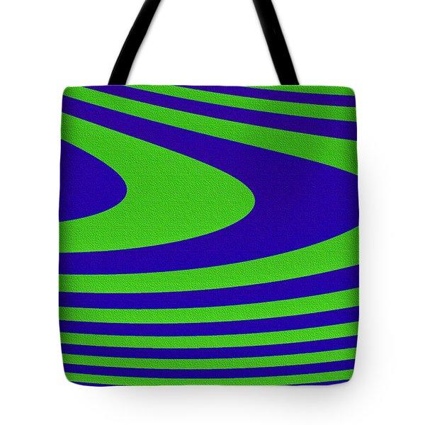 Boomerang Tote Bag by Carolyn Marshall