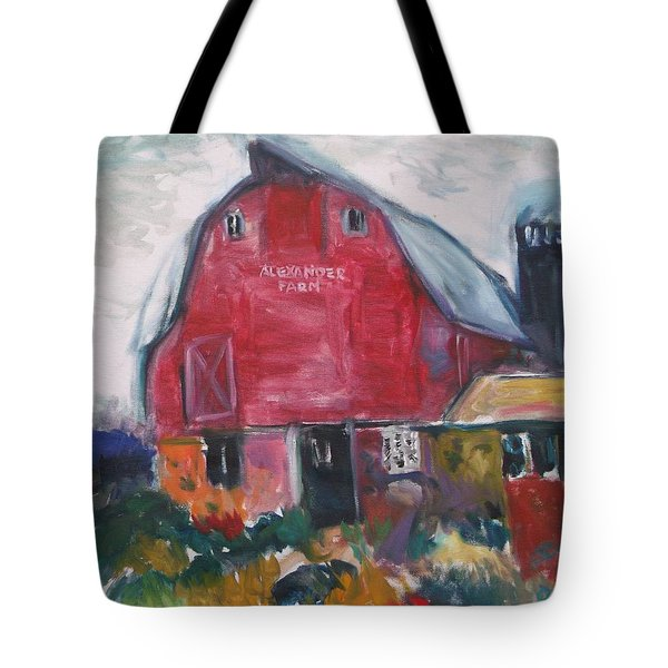 Boompa's Barn Tote Bag