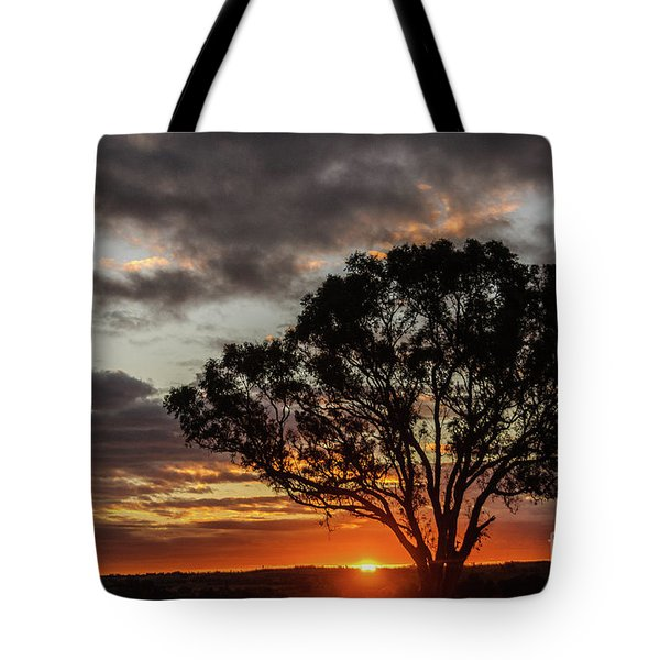 Boorowa Sunset Tote Bag
