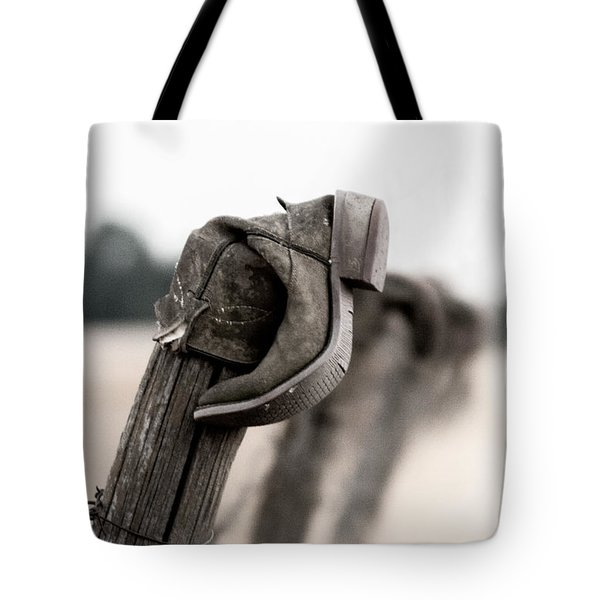 Boot 5 Tote Bag