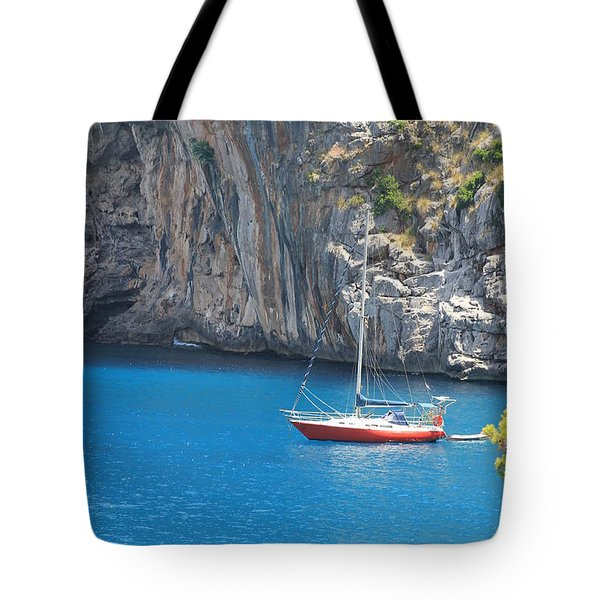 Boot Trip Tote Bag