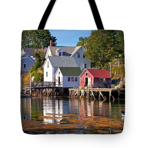 Boothbay  Maine Tote Bag