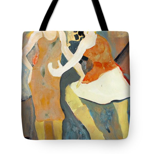 Boots And Toes Tote Bag