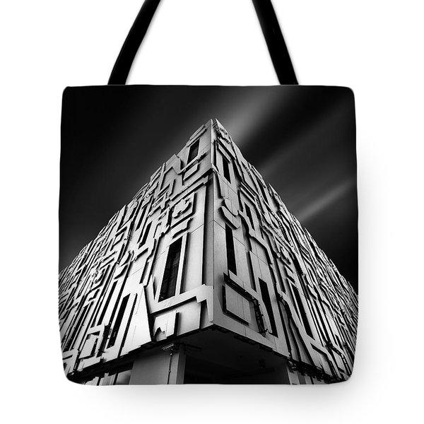 Borg Tote Bag
