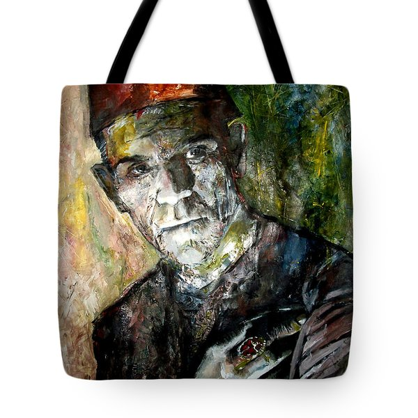 Boris Karloff - Imhotep - The Mummy Tote Bag