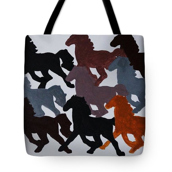 Born Free Tote Bag by Joseph Frank Baraba