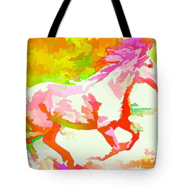 Born Free Tote Bag