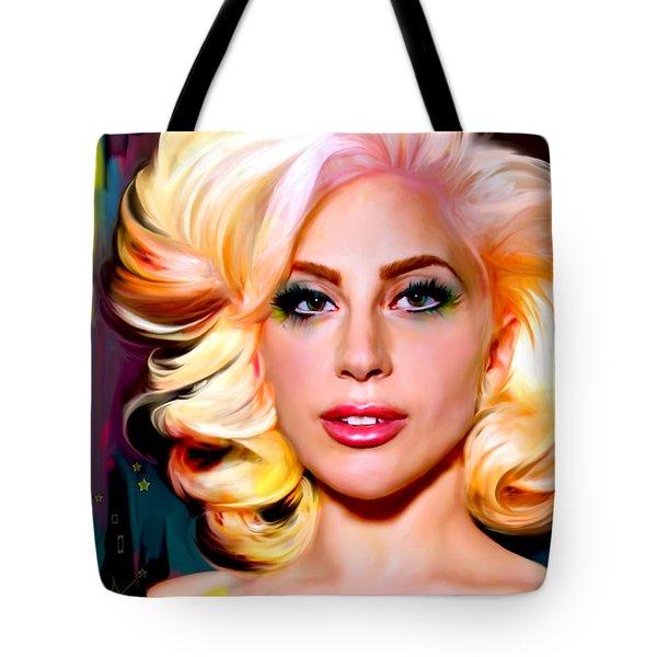 Born This Way, Lady Gaga Tote Bag