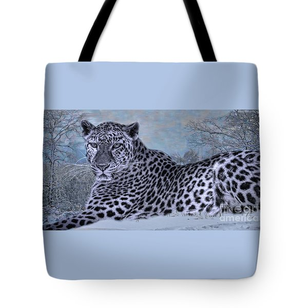 Born To Be Free Tote Bag by Mary Lou Chmura