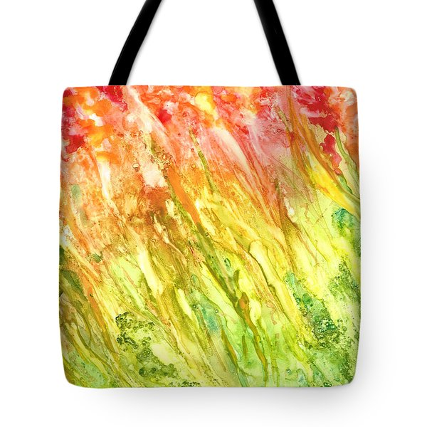 Born To Be Wild Tote Bag by Rosie Brown