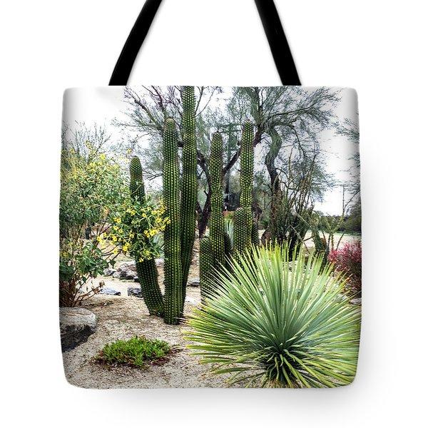 Borrego Botanical Garden Tote Bag