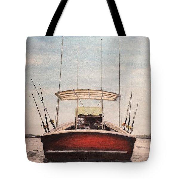 Helen's Boat Tote Bag