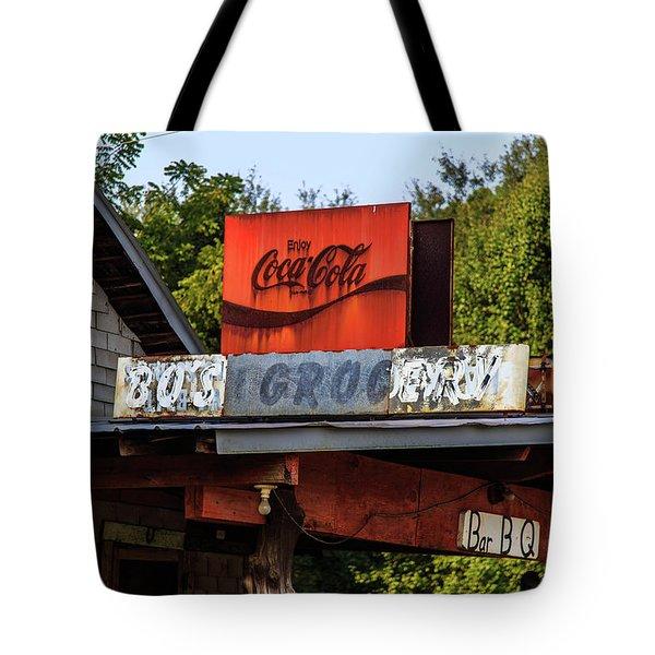 Bo's Grocery Tote Bag