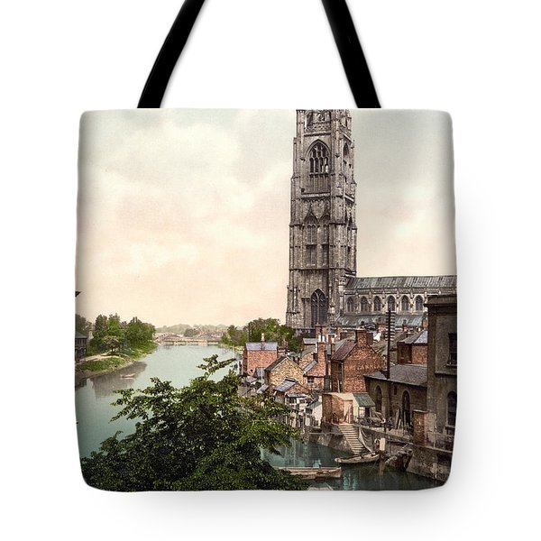 Boston - England Tote Bag