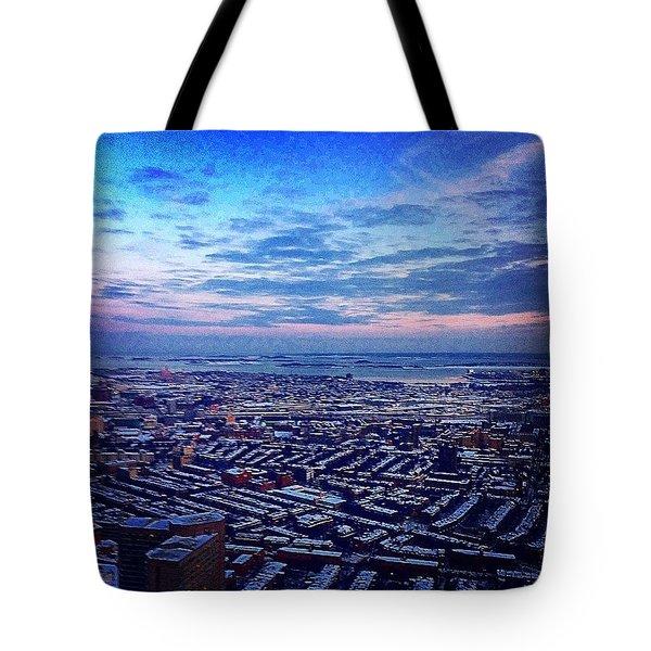 Beantown Tote Bag