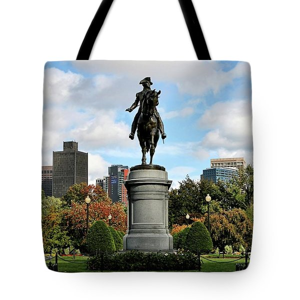 Boston Common Tote Bag