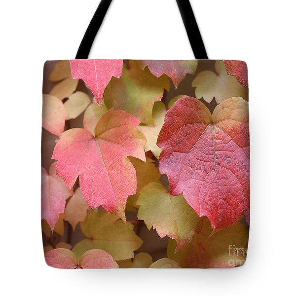 Boston Ivy Turning Tote Bag