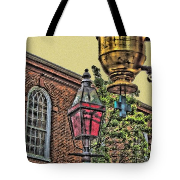 Boston Medicine Tote Bag