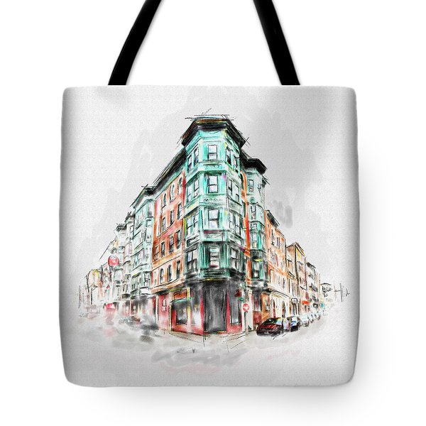 Bostons North End 222 1 Tote Bag
