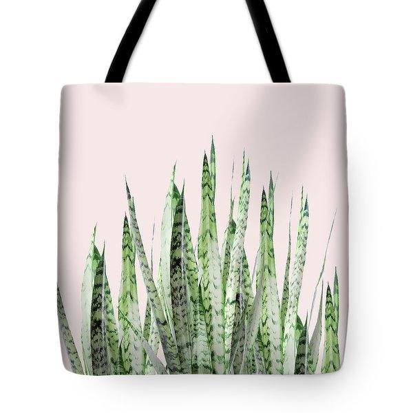 Botanical Balance Tote Bag by Uma Gokhale