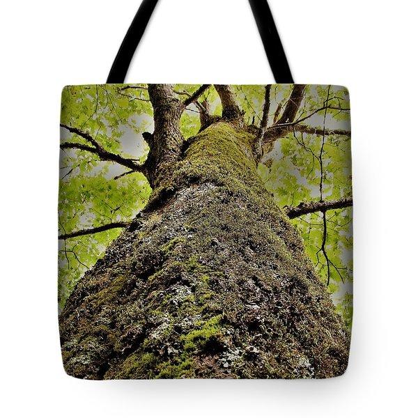 Botanical Behemoth Tote Bag