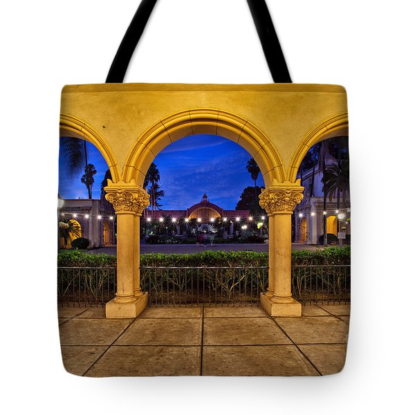 Tote Bag featuring the photograph Within The Frame by Sam Antonio Photography