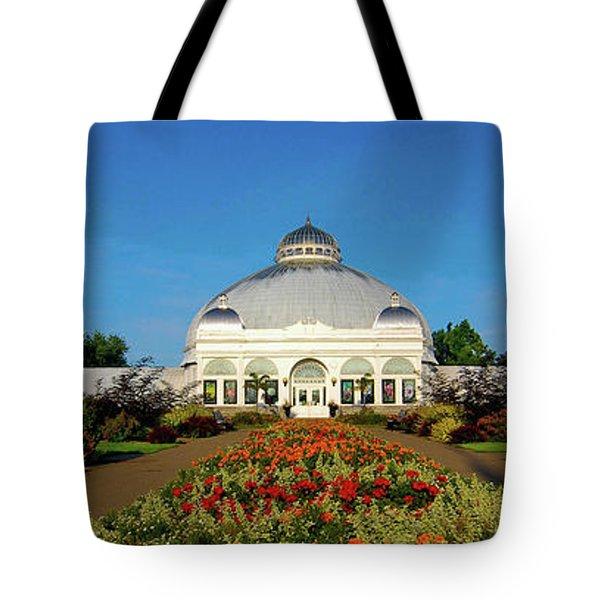 Botanical Gardens 12636 Tote Bag