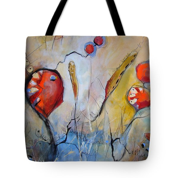 Botanical Tote Bag