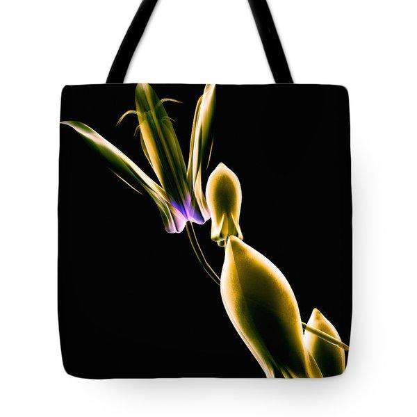 Botanical Study 1 Tote Bag by Brian Drake - Printscapes